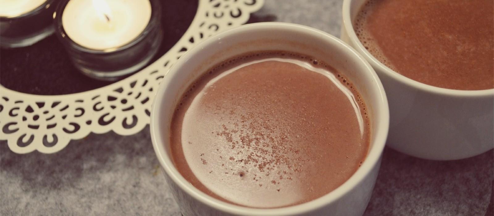 3 recettes de chocolat chaud pour accompagner un moment lecture
