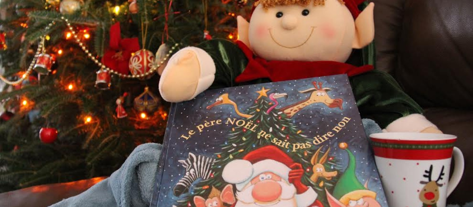 « Le père Noël ne sait pas dire non » – Petits trucs pour bien animer l'album auprès des enfants!