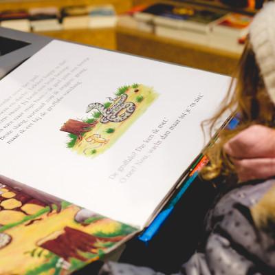 Quand une église se transforme en librairie : Polare Maastricht!
