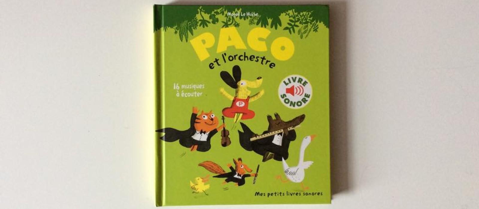 Paco et l'orchestre – introduction à la musique classique