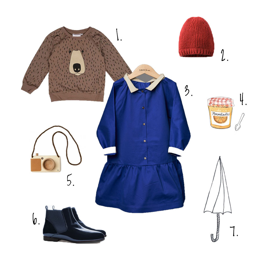 Outfit Paddington