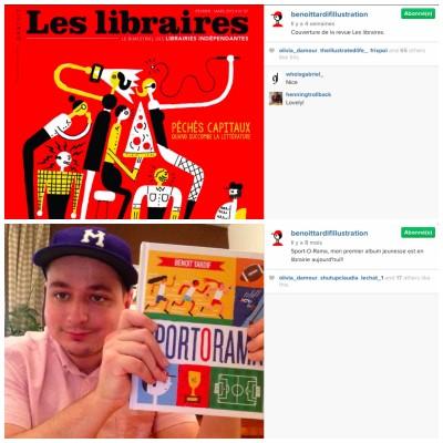 Benoit Tardif - Instagram