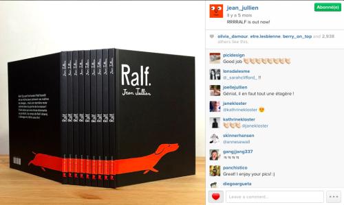 Jean Jullien - Instagram