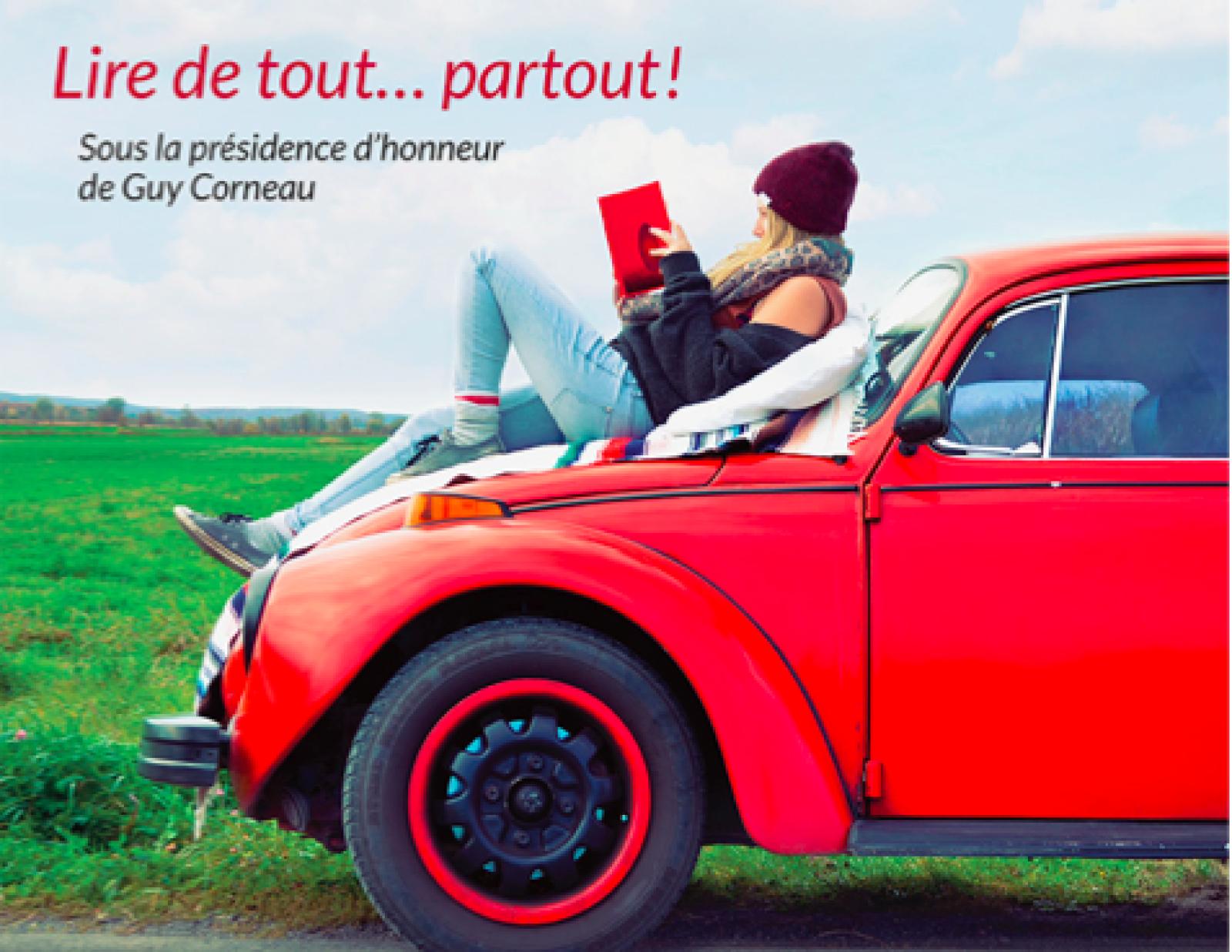 Activité : Le Salon du livre de l'Outaouais, c'est ce weekend!