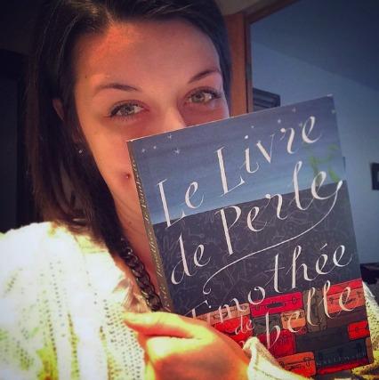 Entrevue avec Timothée de Fombelle et COUP DE COEUR pour «Le livre de Perle».