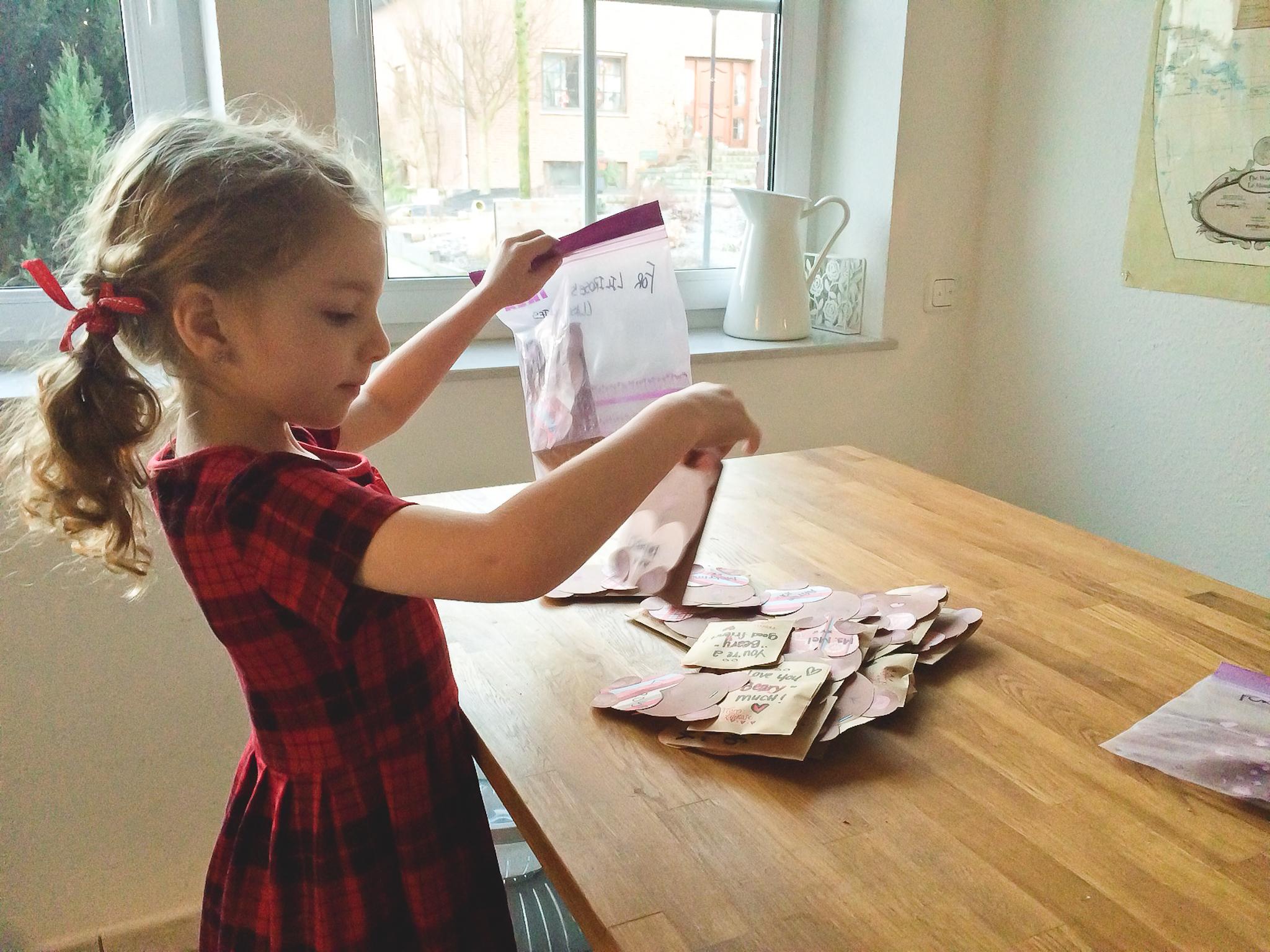 DIY St-Valentin : fabriquer des valentins pour ses amis.