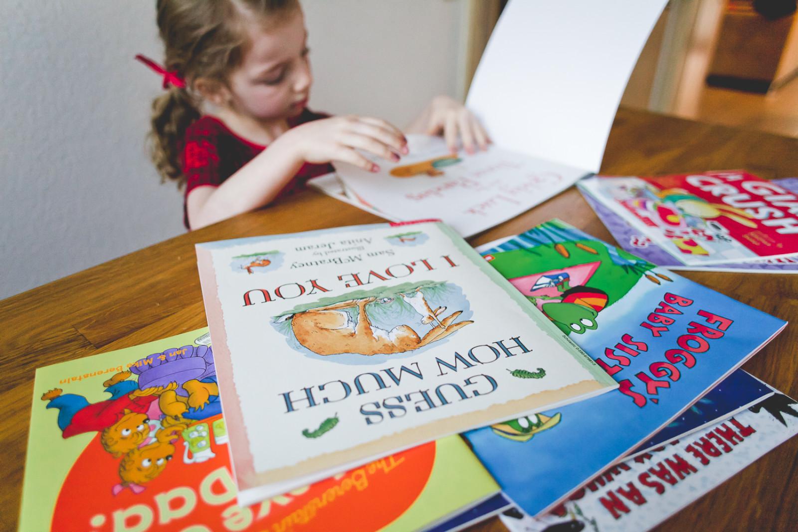 Le Club de lecture Scholastic – Quand la lecture devient un truc de famille