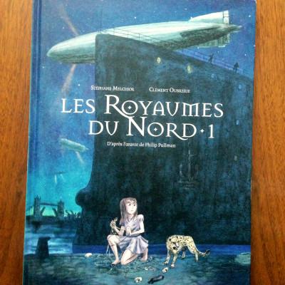 BD – À la croisée des mondes : Les Royaumes du Nord