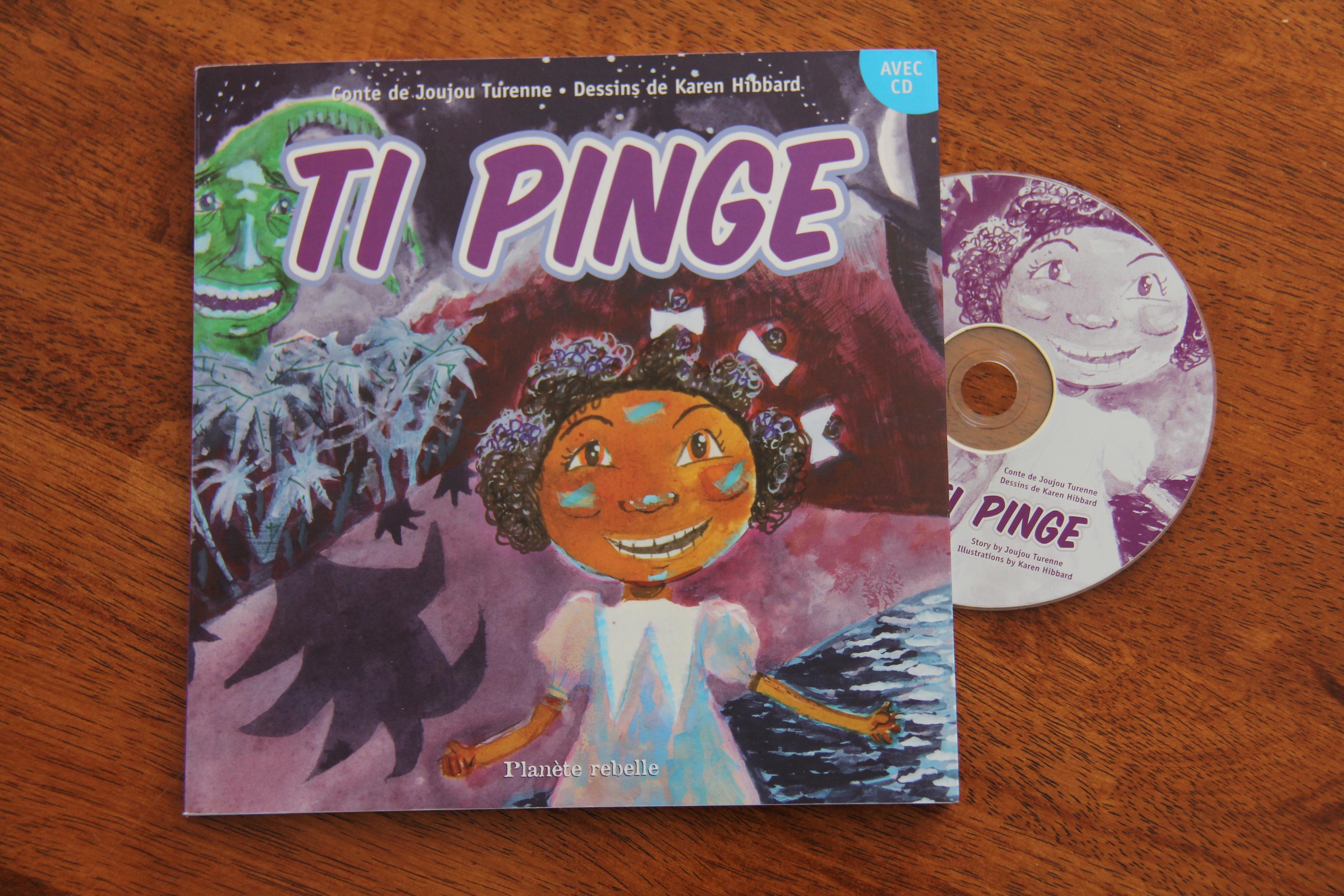 « Ti Pinge » pour le mois de l'histoire des noirs