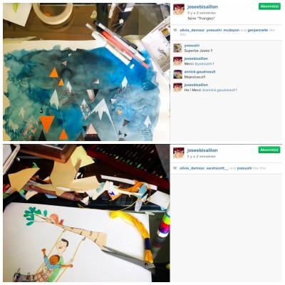 Josée Bisaillon - Instagram