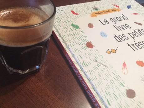 Coups de coeur printaniers - Le grand livre des petits trésors