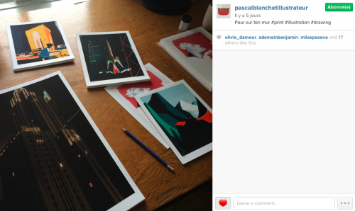 Pascal Blanchet - Instagram