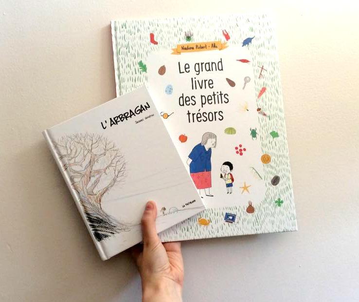 5 livres à se procurer – Coups de coeur printaniers !