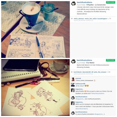 Estelle Bach - Instagram
