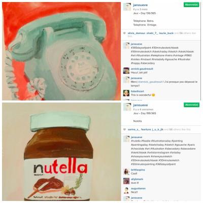Janou-Eve LeGuerrier - Instagram