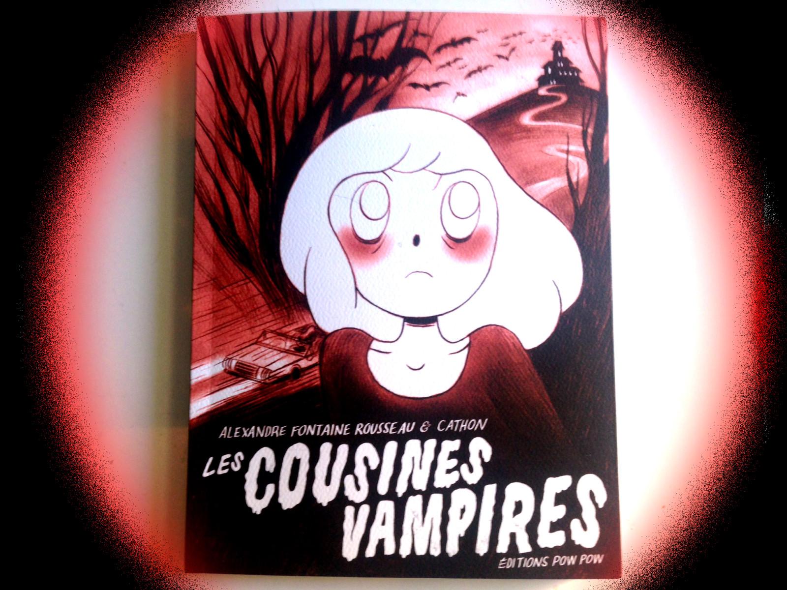 Les cousines vampires : Une BDpleine de bon sang