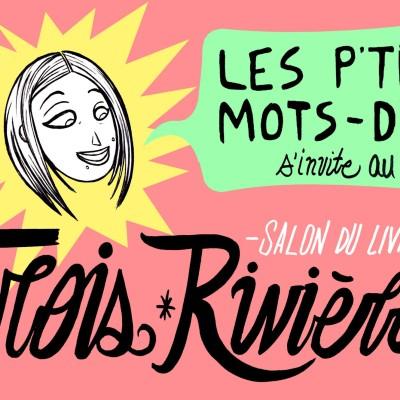 Le Salon du livre de Trois-Rivières, c'est maintenant!