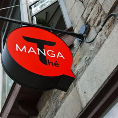 Manga-Thé : La cour de récré de la BD nippone.