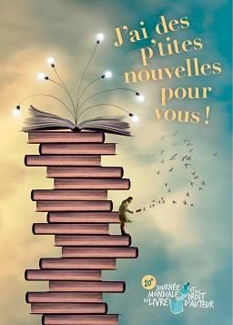 Journée du livre et droit d'auteur JMLDA