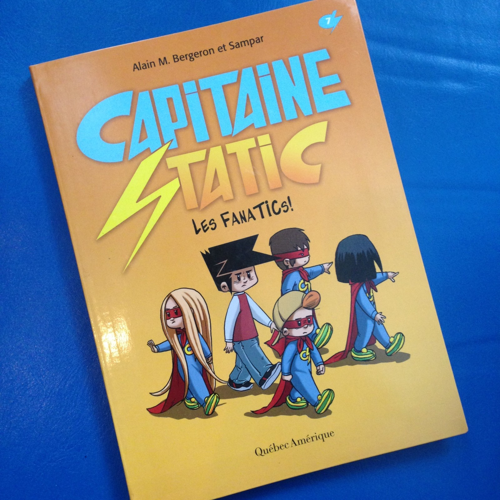 Capitaine Static : de laine et de Fanatics !