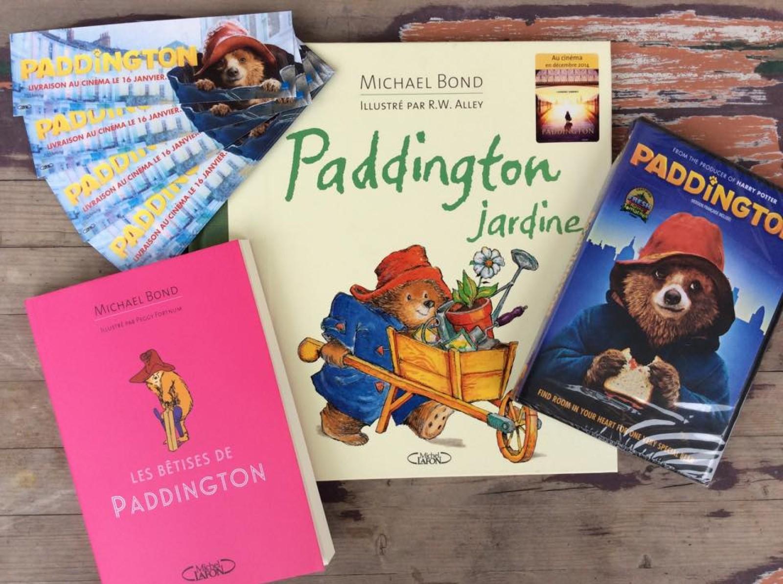 CONCOURS Gagnez un ensemble Paddington !!