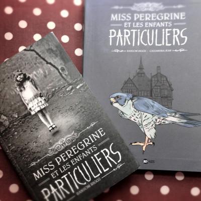 Miss Peregrine et les enfants particuliers – Roman & BD