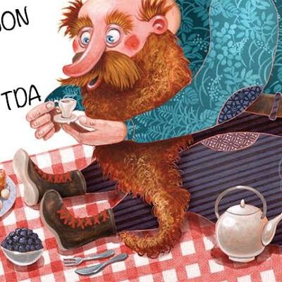 Vincent Gagnon (BELLEBRUTE) : illustrateur et TDA
