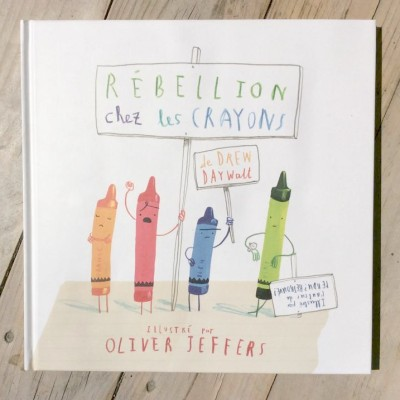 PJLQ : Rébellion chez les crayons