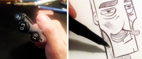 dessin - kit de pro