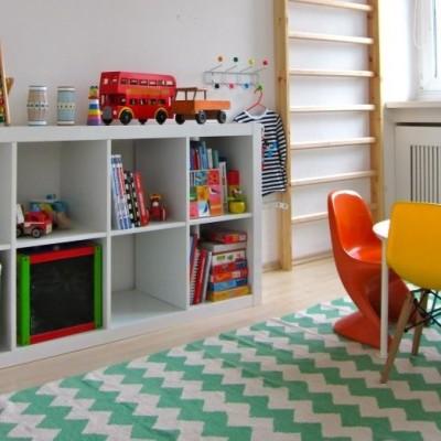 L'étagère IKEA KALLAX avec 8 casiers !