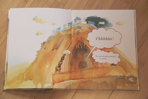 Des livres interactifs sans piles ! - Chhht !