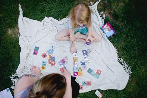 Domino des bruits - un jeu inspiré d'un livre !