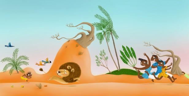 Diabou N'dao - Histoires d'animaux et de petits caractères !
