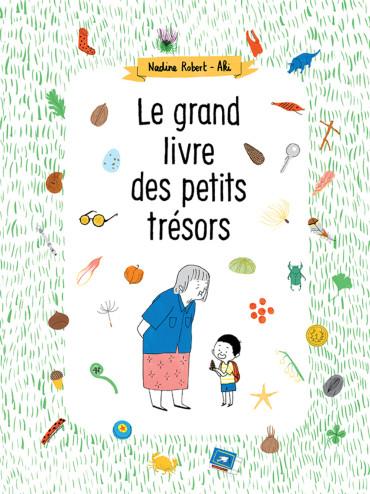 PJLQ : Le grand livre des petits trésors