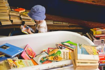 La librairie Acqua Alta de Venise