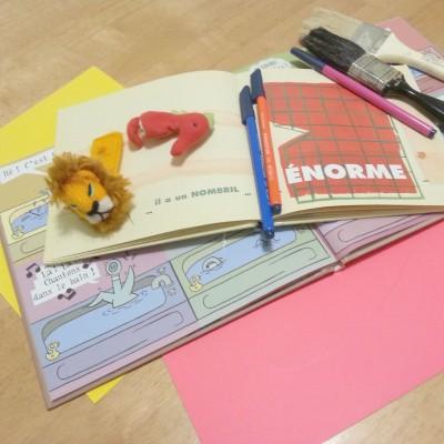 5 exercices créatifs qui complètent la lecture