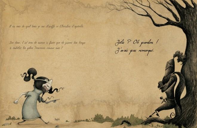 PJLQ : Le chevalier noir