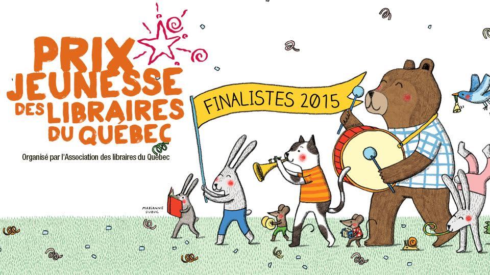 Les lauréats du PJLQ 2015 !!!