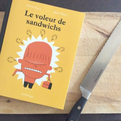 PJLQ : Le voleur de sandwichs