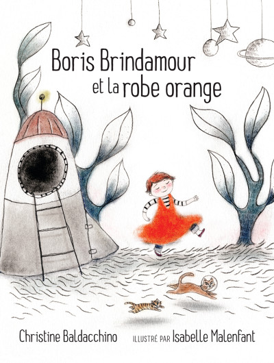 Stéréotypes sexistes - Boris Brindamour et la robe orange