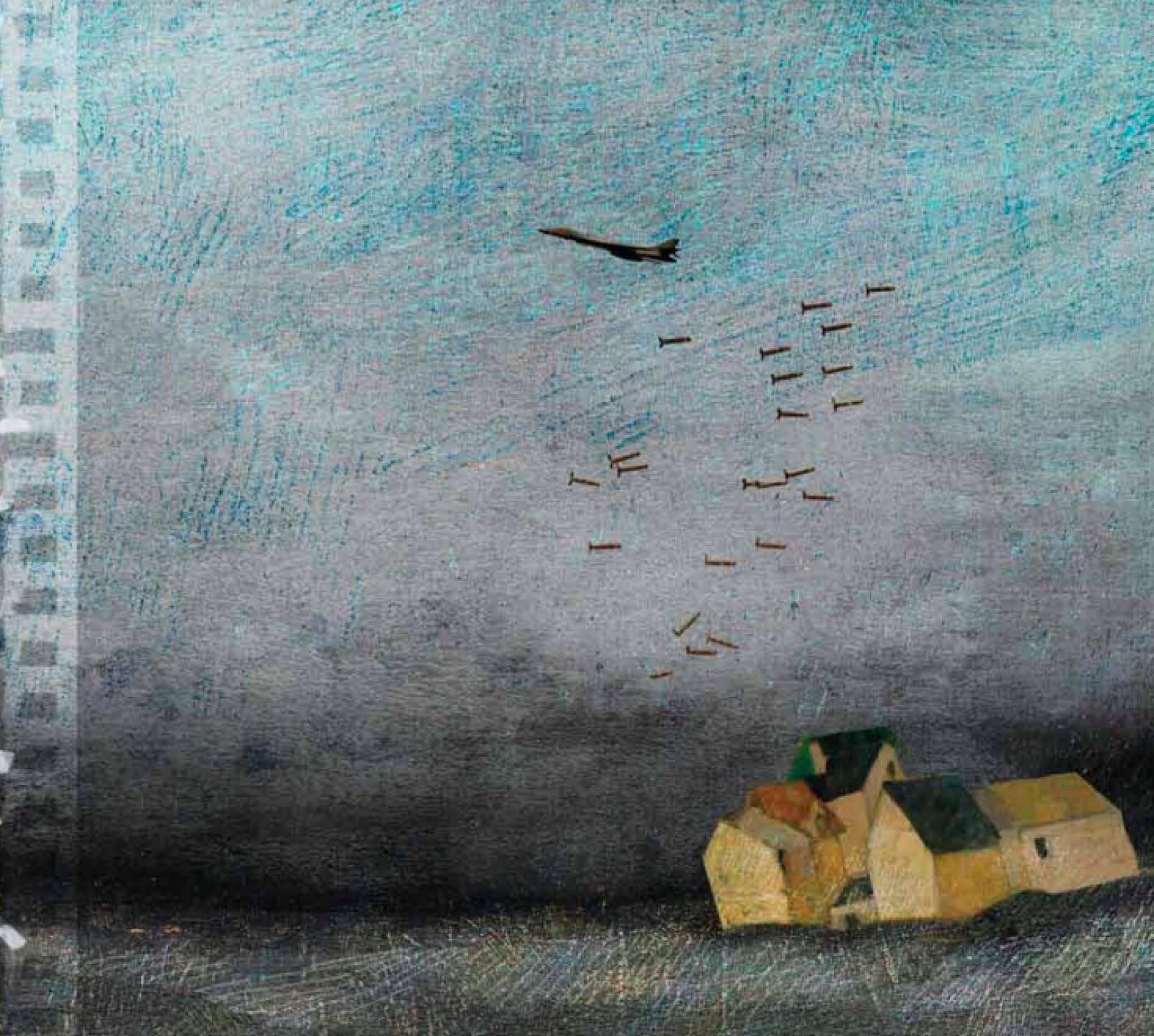 Deux albums percutants sur la guerre