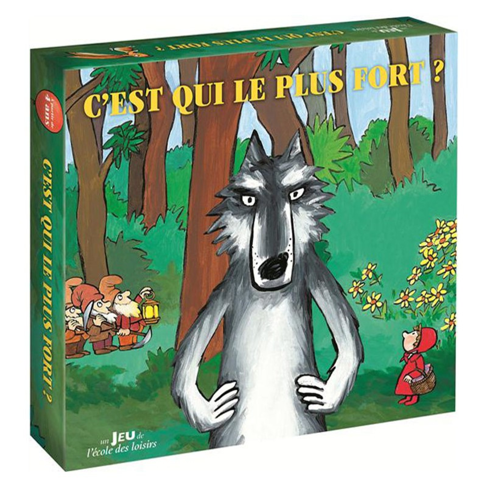 Plus fort ensemble contre le loup
