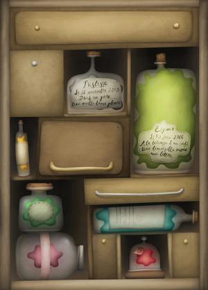 Le jour 100 et ses collections - Le collectionneur de sentiments