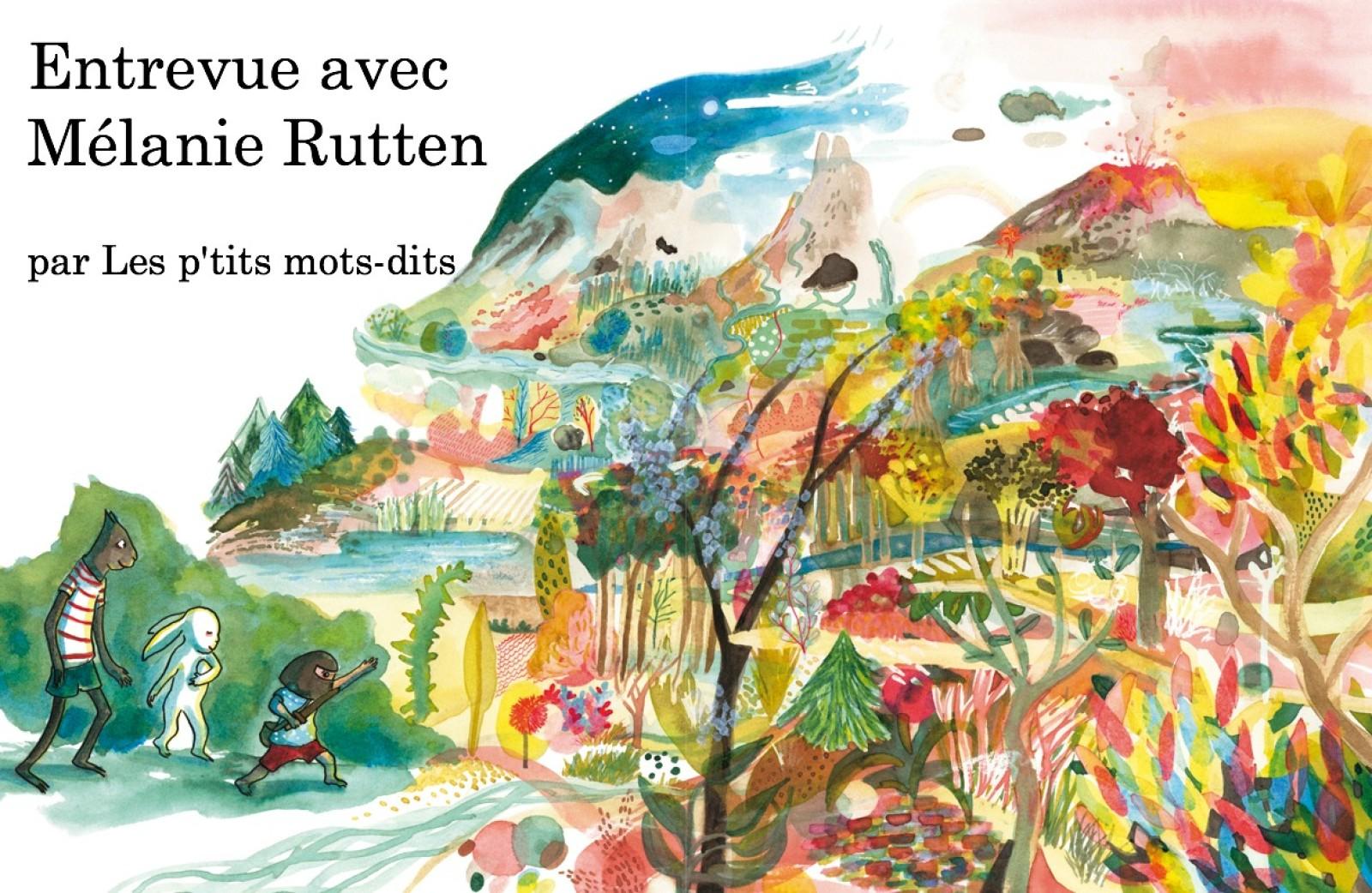 Entrevue avec Mélanie Rutten