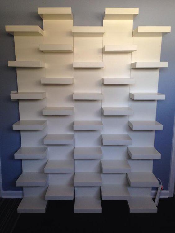 how to cut lack shelf
