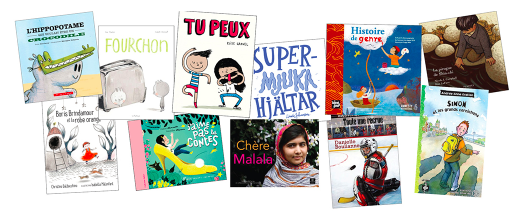 Kaléidoscope : Répertoire de livres jeunesse avec une vision égalitaire
