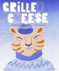 Grilles cheese mag