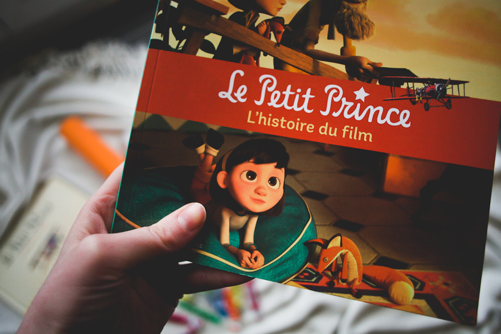 DIY Petit Prince : Un renard pour la St-Valentin