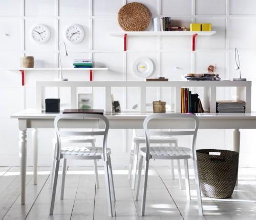 LACK pour bureau - L'étagère IKEA LACK avec 6 casiers !