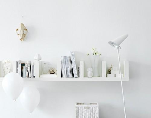 Lack blanche horizontale - L'étagère IKEA LACK avec 6 casiers !